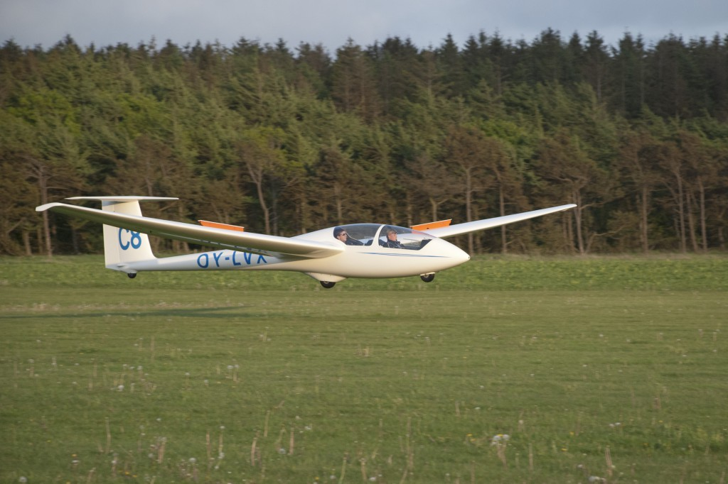 OY-LVX, ASK-21