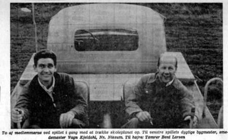 Dagbladet skrev i foråret 1970 ..